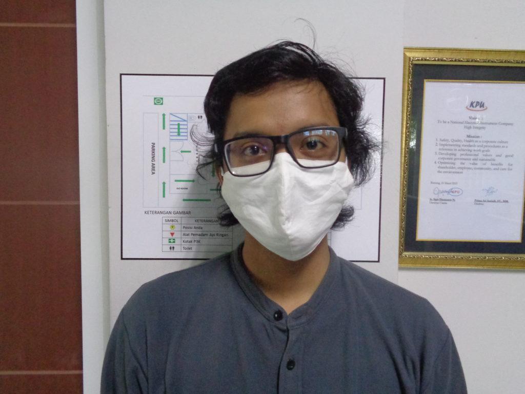 Jual Masker Non Medis Two Layer - Kota Bekasi - Consina Store Official |  Tokopedia